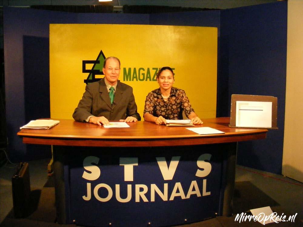 STVS Suriname 2007