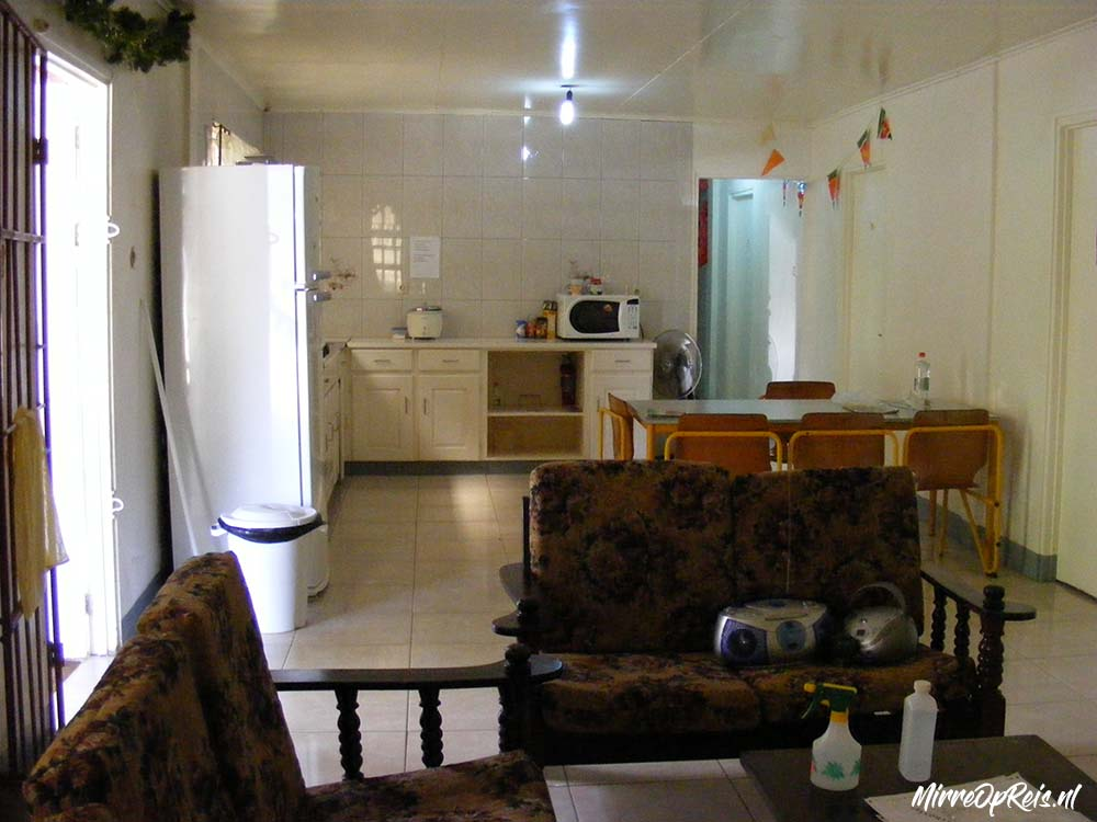 Suriname 061 Keuken