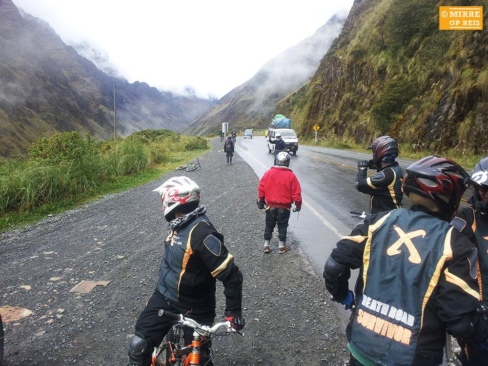 Death Road Bolivia 002