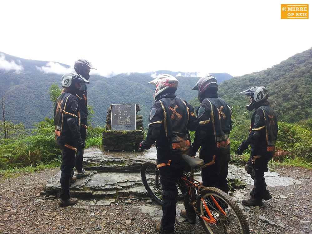 Death Road Bolivia 008