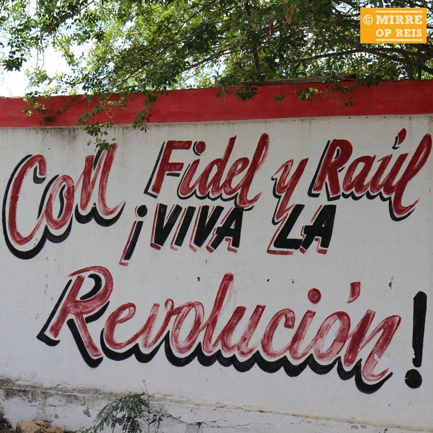 Cuba blog: Fidel en Raúl, leve de revolutie