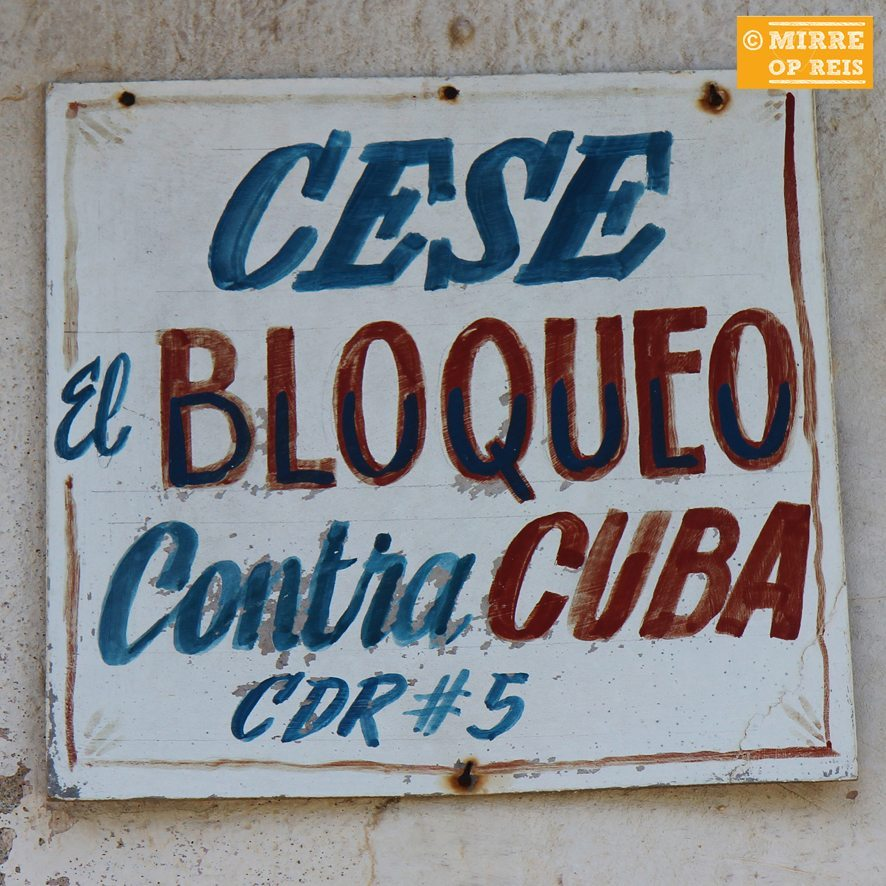 Cuba blog: boycott Cuba