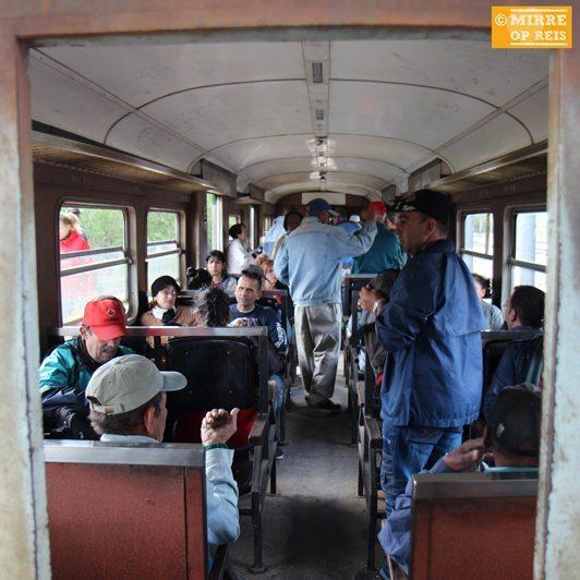 Cuba trein