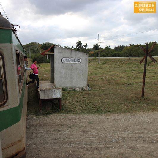 Cuba trein Hershey