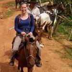 Cuba blog: Paardrijden Vinales