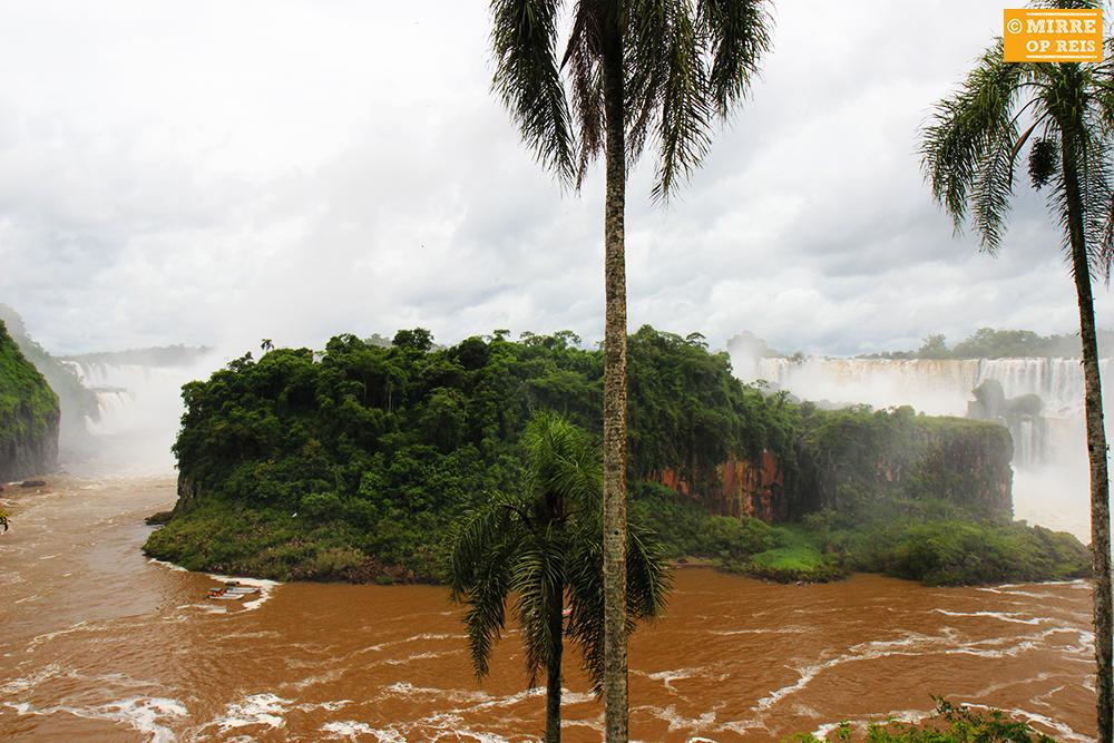 Iguazu watervallen 011