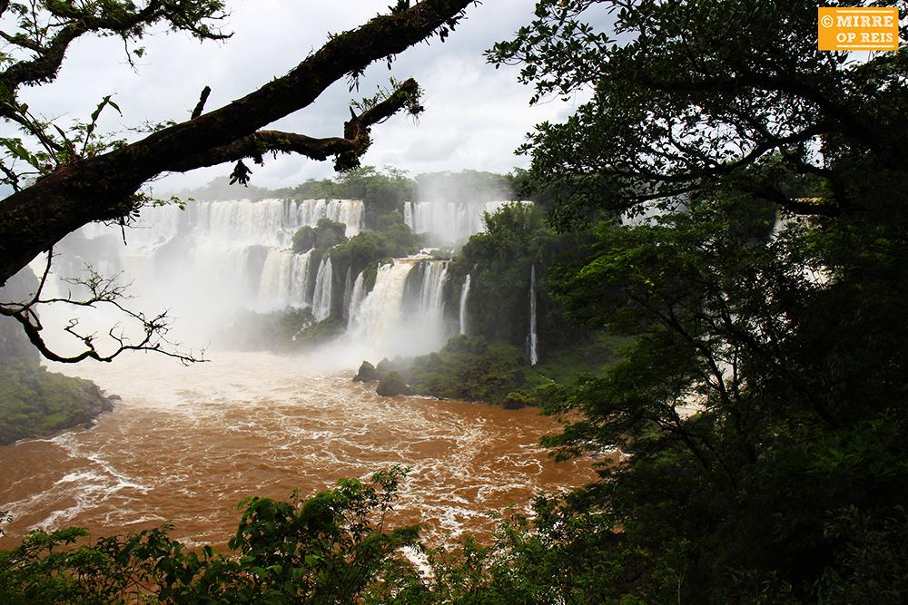 Iguazu watervallen 012