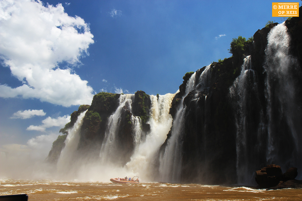 Iguazu watervallen 018