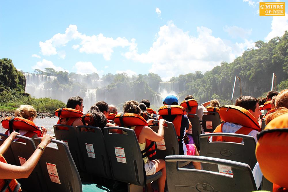 Iguazu watervallen 020