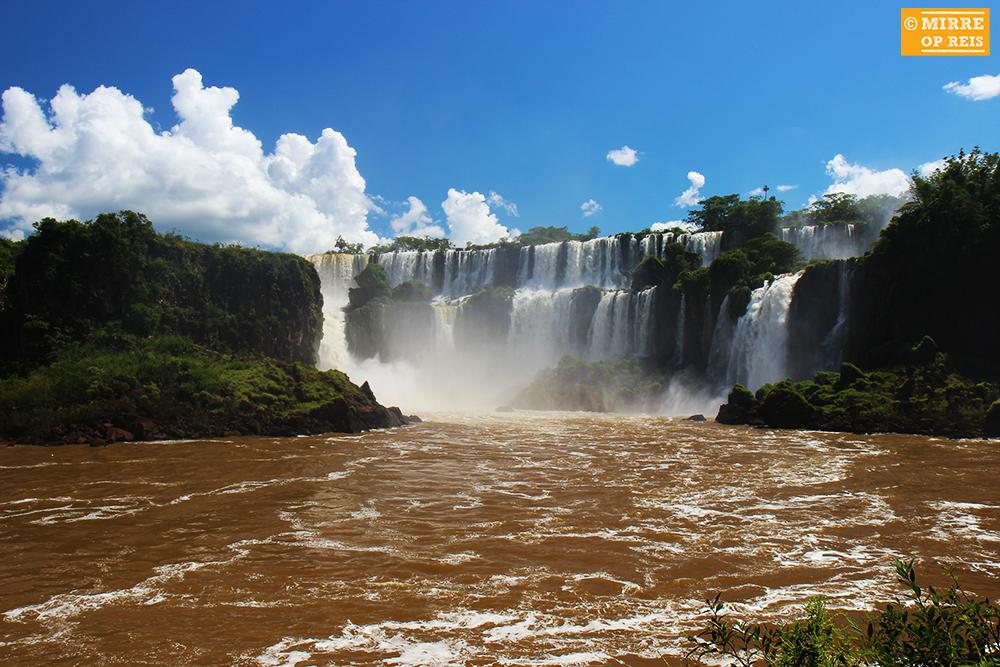 Iguazu watervallen 022