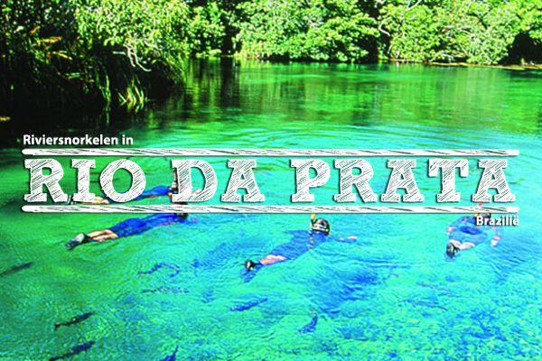Rio da prata-uitgelicht