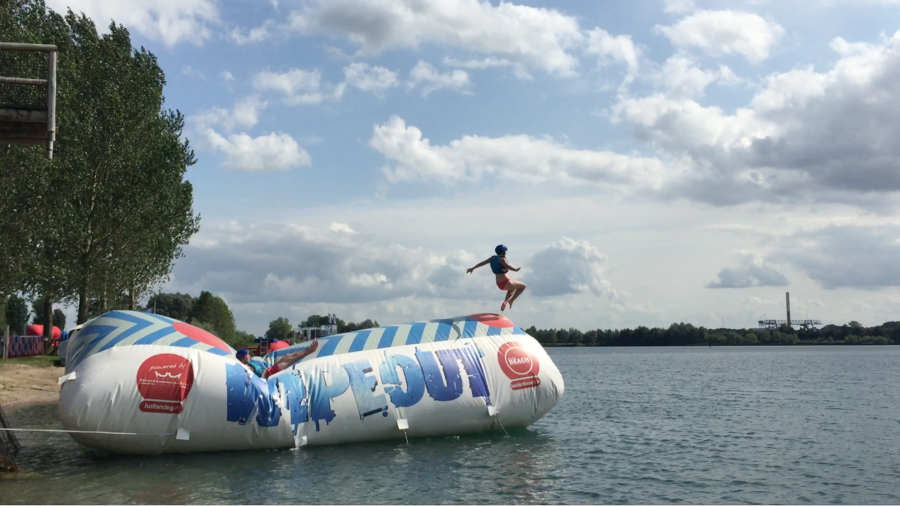 Wipe Out Blob