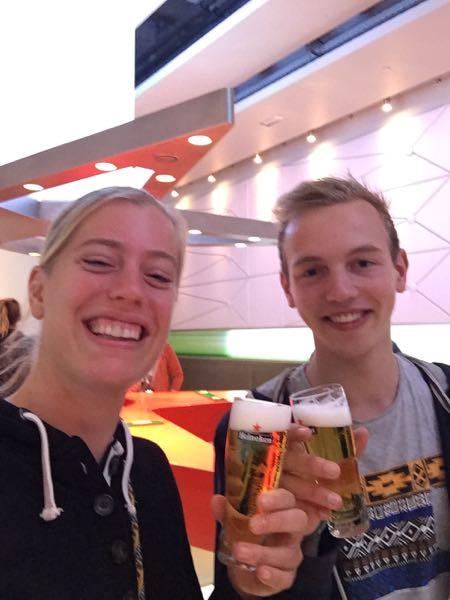Heineken experience Proost! 044