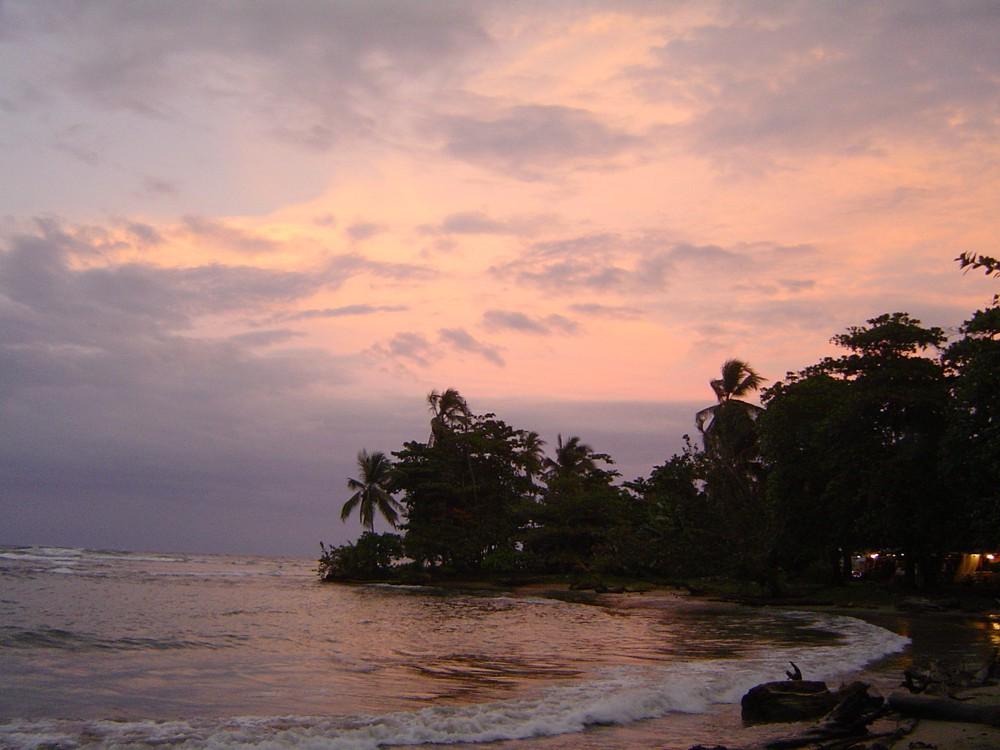 Costa Rica 001 Zonsondergang