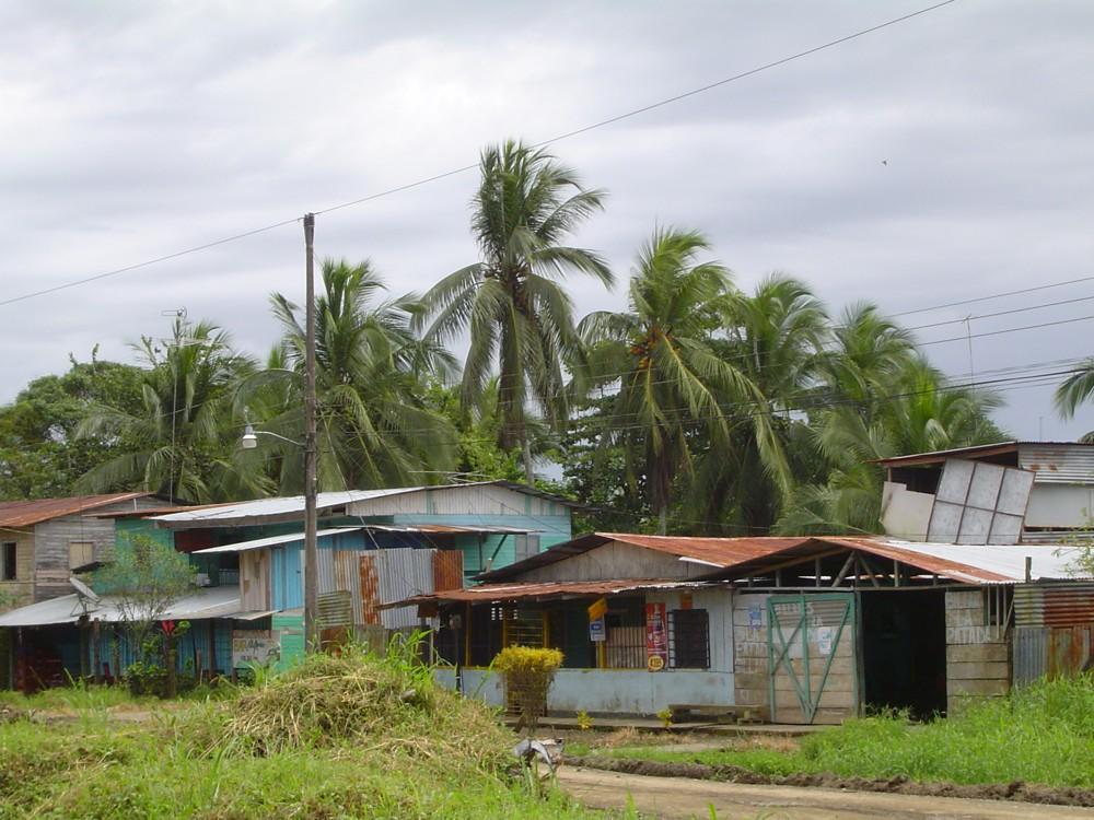 Costa Rica 002 Huizen jugnle