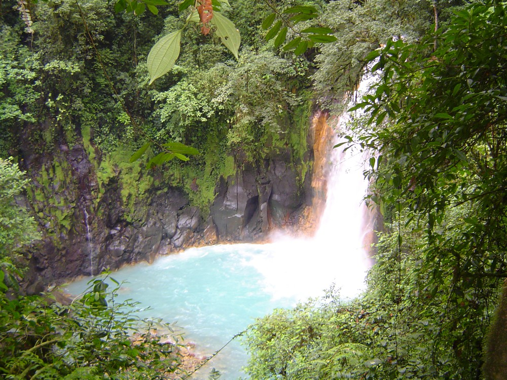 Costa Rica 008 Waterval