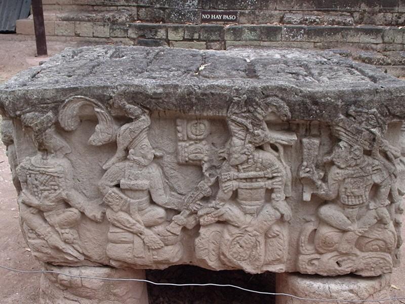 Maya Honduras 2