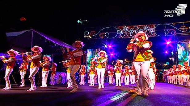 Festival de la luz - muziek