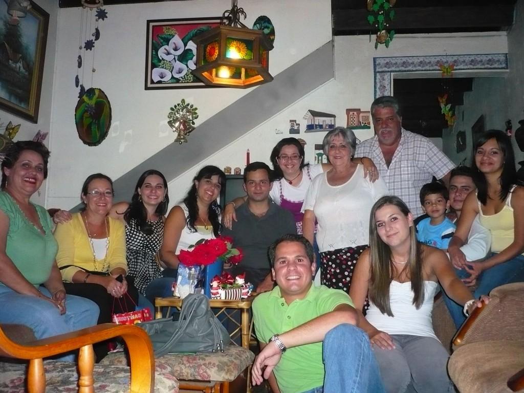 familie costa rica