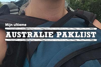 Paklijst-Australie-uitgelicht