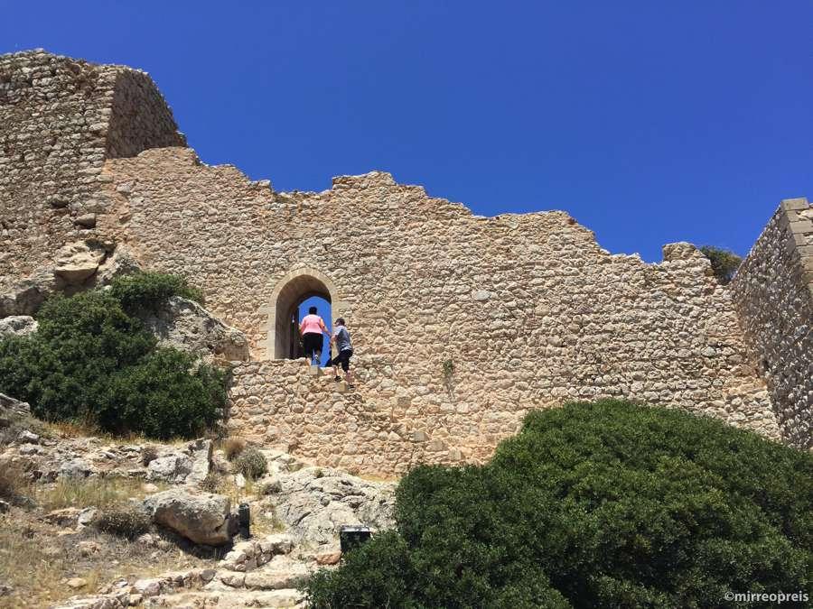 Rhodos blog - kasteel Rhodos