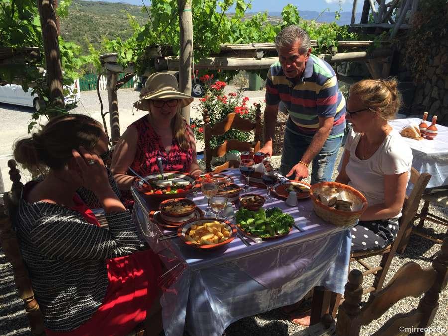 Rhodos blog - Grieks eten