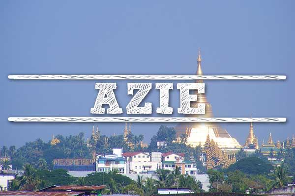 Azie-uitgelicht