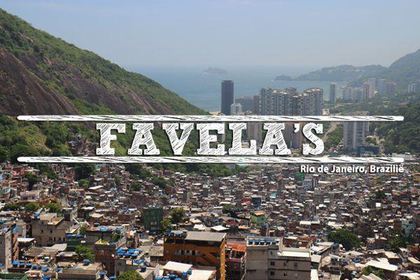 Favelas-uitgelicht
