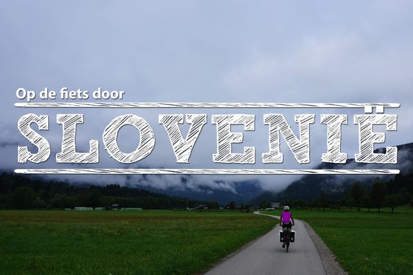 fietsen Slovenie blog