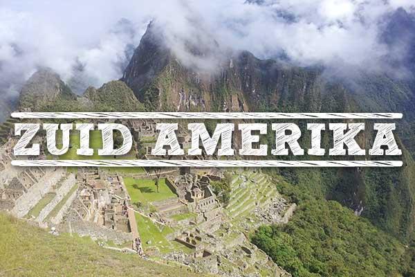 Zuid Amerika-uitgelicht