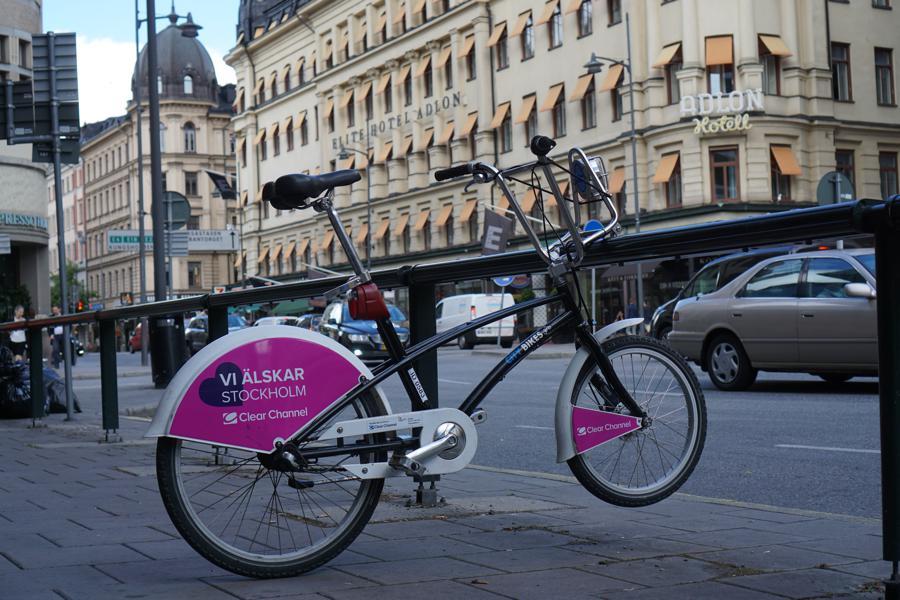 Fietsen Stockholm 003