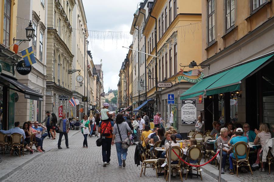 Fietsen Stockholm 014