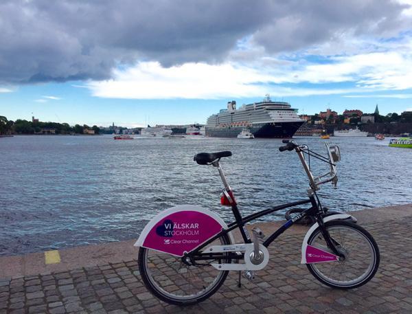 Fietsen Stockholm m 001