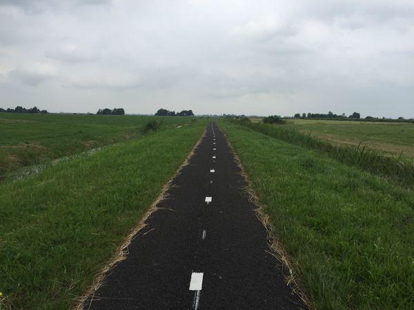 Fietsroute Volendam 011