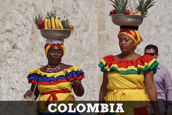 Colombia landenpagina