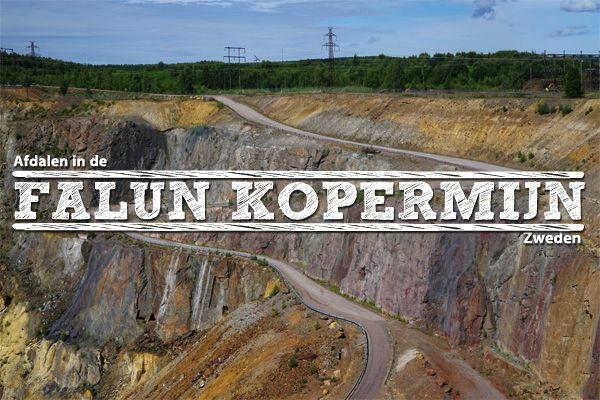 Falun Kopermijn Zweden-uitgelicht