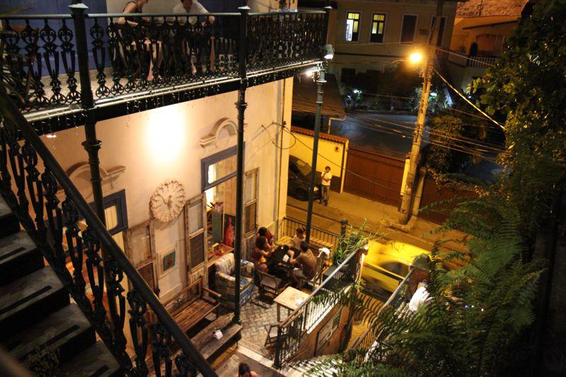 Rustico Santa Teresa Rio de Janeiro