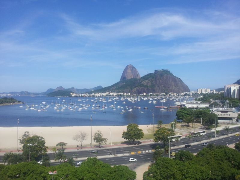 Suikerbroodberg Rio de Janeiro