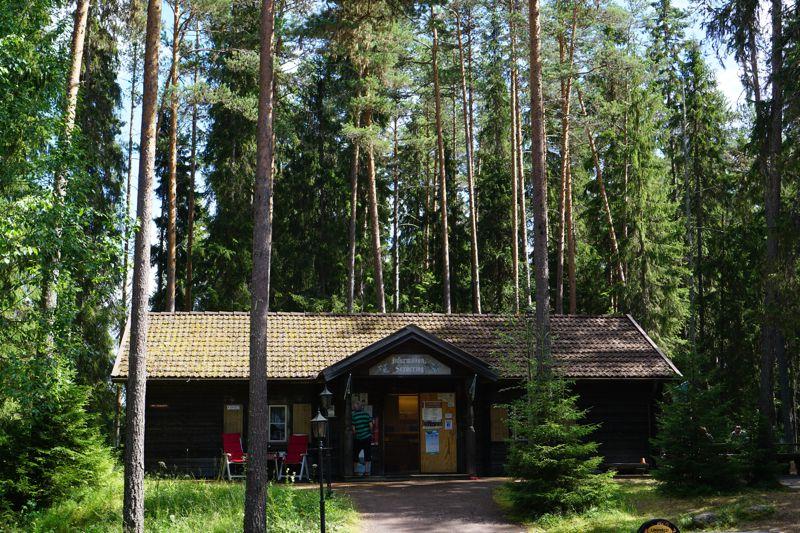 Wandelen Zweden Styggforsen 002