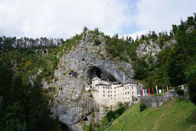 Predjama kasteel Slovenie 007