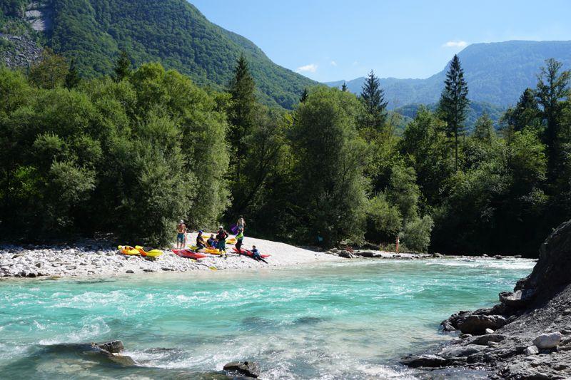 outdoor vakantie in Slovenië