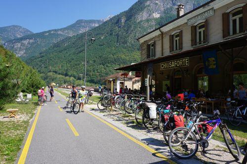 fietsen in Slovenië 378
