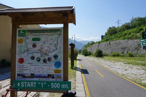 fietsen in Slovenië 379