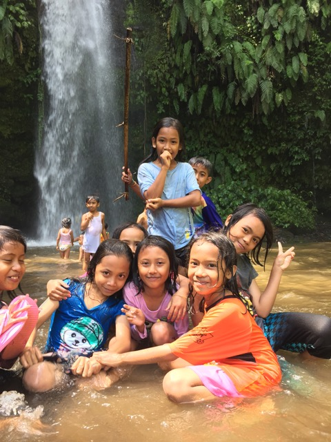 Waterval Lombok 1