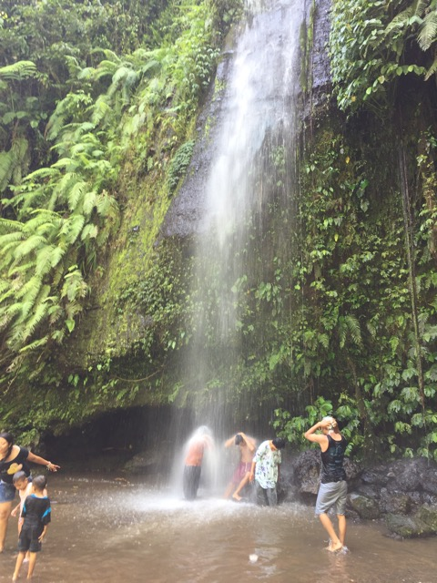 Waterval Lombok 2