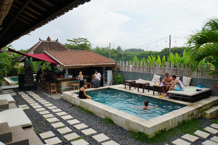 LayDay hostel Canggu Bali 003