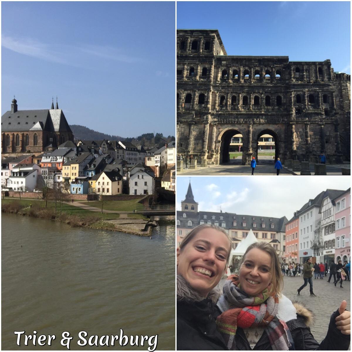Trier en Saarburg