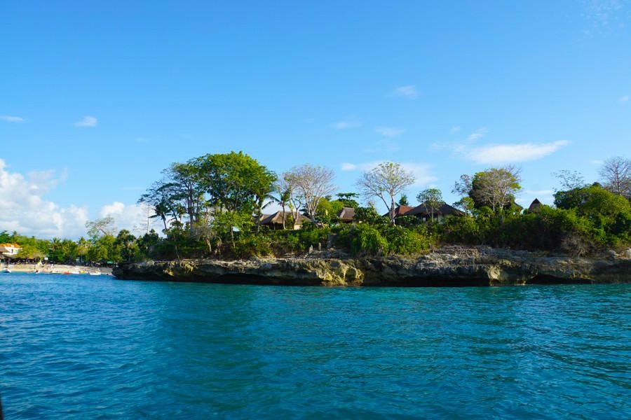 Nusa Lembongan tips. aankomst