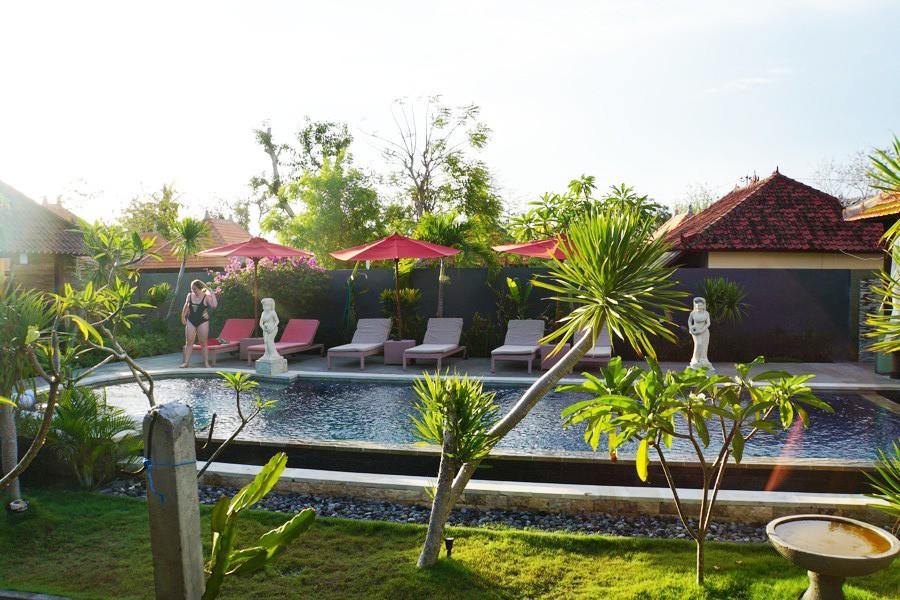 Nusa Lembongan tips. airbnb