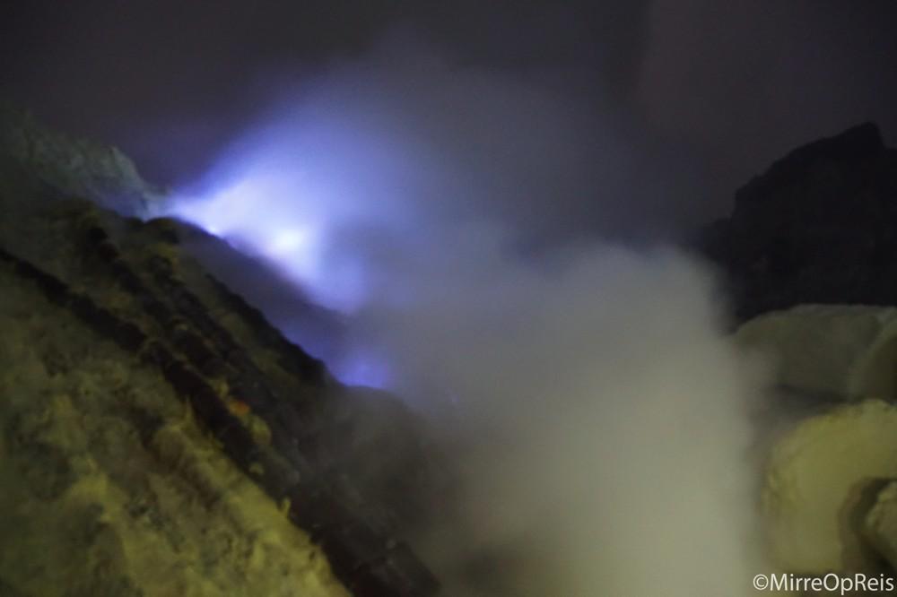 Ijen vulkaan Java Indonesie 017